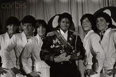 Menudo & Michael Jackson - Grammy