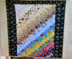 Quilt for one of the Owen brothers whose mom is a Colorado dispatcher. Their home was involved in the flooding!