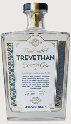 Here at Trevethan Distillery we handcraft our own unique and truly Cornish gin from local hedgerow ingredients and family recipes. Alcohol Bottles, Liquor Bottles, Perfume Bottles, Whisky, Juniperus Communis, Gins Of The World, Premium Gin, Gin Tasting, Geneva