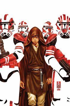 Kanan - Star Wars - Mark Brooks