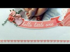 Video Tutorial on beginners scrapbooking - lots of tips and tricks!. Collette Mitrega.