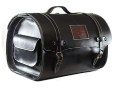 Leather topcase
