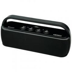 SMPS-627 Bluetooth(R) Portable Stereo Speaker
