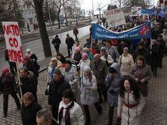 #Russia: #NATO 'base' worse than 'Orange #Revolution' #threat - #Communists