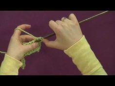 Twisted Tunisian Simple Stitch Rib Pattern  Find more crochet vidoes on Crochet Me http://crochetme.com/media/165/default.aspx