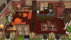 Sims freeplay via facebook grouchy smurv sims freeplay for Sims 3 spielideen