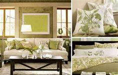green for bedroom