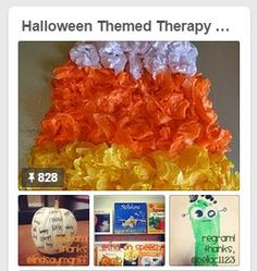 Pinboard of the Week! Halloween Themed Therapy Activities on Pinterest-pinned by @PediaStaff – Please Visit ht.ly/63sNtfor all our pediatric therapy pins