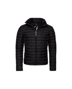 Superdry Fuji Double Zip Jacket In Black Superdry Mens, Unisex Baby Clothes, Women's Socks & Hosiery, Quilted Jacket, Jackets Online, Trendy Plus Size, Fuji, Tee Shirts, Winter Jackets