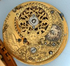 Old Pocket Watches, Pocket Watch Antique, Antique Watches, Antique Clocks, Graham Watch, Dead Beat, Unusual Clocks, Art Deco Movement, Sistema Solar