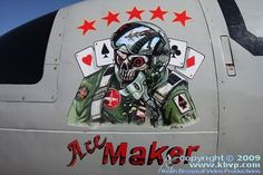 Nose Art and Pin-Up Girls
