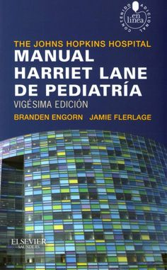 Harriet Lane. Pediatria