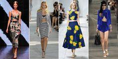 New York Fashion Week spring 2015: crop tops