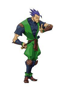 Guardian Heroes - Ginjirou Treasure Games, Concept Art, Fictional Characters, Xbox 360, Conceptual Art, Fantasy Characters