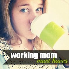 Working Mom Essentials: I am loving this gal's blog...she talks real shit!