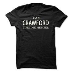Team Crawford - #silk shirt #best sweatshirt. PRICE CUT => https://www.sunfrog.com/Names/Team-Crawford-kmdgm.html?id=60505