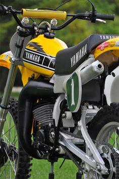 1979 Yamaha OW40