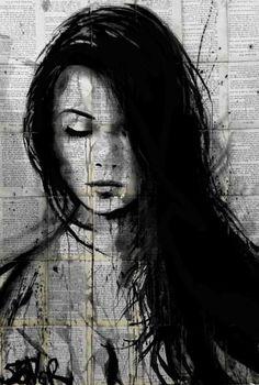 "Saatchi Art Artist Loui Jover; Drawing, ""seek"" #art:"