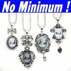Vintage cameo necklaces jewellery 2013 short women collars for women black choker necklaces designer jewelry 2013 nke j54-in Choker Necklace...