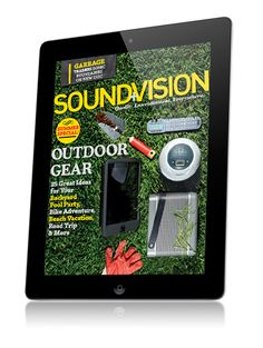 The Sound + Vision app is the re-imagined and re-designed digital version of Sound + Vision magazine. It has ALL the same content as the print magazine, along with special iPad-only features including exclusive content!
