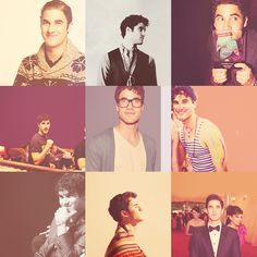 Darren Criss, you delicious piece of yum, you!