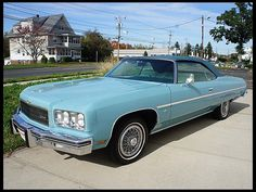 1975 Chevrolet Caprice Convertible ★。☆。JpM ENTERTAINMENT ☆。★。
