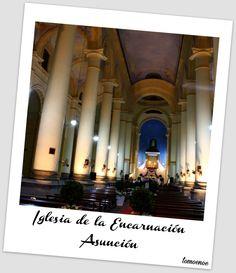 Iglesia de la Encarnación - Asunción Interior