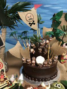 Kakamora/moana Cake