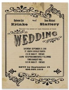 redneck wedding invitation wording - Google Search | My Wedding ...