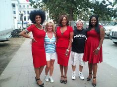 The Pointer Sisters!!