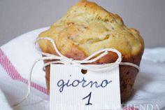 Ricetta Muffins ai semi tostati, indivia e cipolle di tropea, da Sabrine d'aubergine - Petitchef