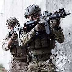 Hk 416 Limited edition(right) and HK UMP GBB(left)