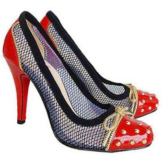 Christian Louboutin Pumps 120mm Patent Leather Red