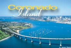 Love San Diego, in particular the beaches on Coronado.