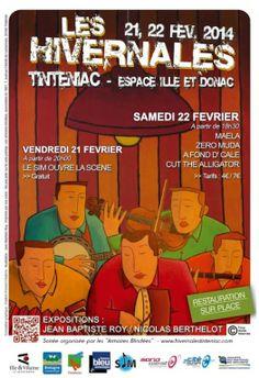 Les Hivernales, Tinténiac (35190), Bretagne