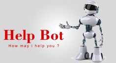 Ready Deals Help Bot, smart & easy way for customer's assistance.
