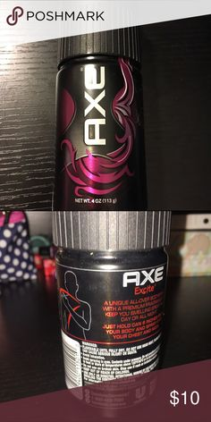 Axe body spray Used maybe one time. Feel free to make an offer Other