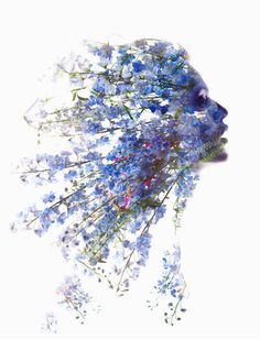 Double Exposure Photography: 25 extraordinary pictures that will blow your mind Creative Photography, Art Photography, Editorial Photography, Blend Images, Digital Light, Digital Art, Double Exposure Photography, Multiple Exposure, Foto Art