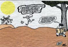 quijote humor forges