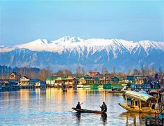 Often referred to as Heaven on Earth, #Kashmir is a destination where nature can be found in its most marvelous and extensive forms. Visit Kashmir