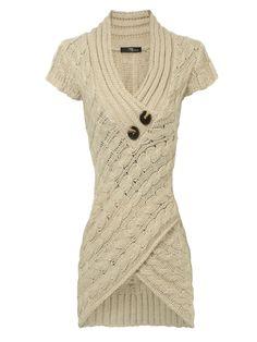 super cute sweater dress