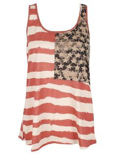 'MERICA! Feel like I should get something like this for the kenny chesney concert next weekend #americancountrystyle