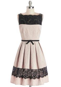Birthday Soiree Dress, #ModCloth