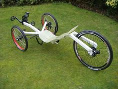 Anderson safety cycles trike .....