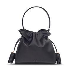 Loewe - flamenco 30 bag black - Women's Bags