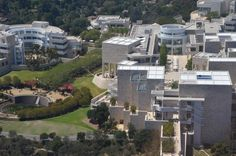 The Getty Museum is itself a masterpiece of art displayed on top of a ridge overlooking the Los Angeles basin. Our helicopter tour of the city lets us see the facility against the background of city, ocean, mountain and forest. Elite Adventure Tours guests can have us drive back after the flight and visit the museum.