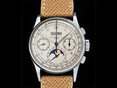 8e7b317a8de Patek Philippe Perp Calendar Chrono - vintage dial Patek Phillippe