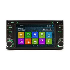 OTTONAVI Toyota Highlander 02-07 In Dash Double Din Touch Screen GPS Navigation Radio