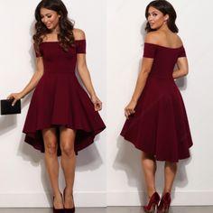 High Low, Like4like, Shopping, Dresses, Fashion, Vestidos, Moda, Fashion Styles, The Dress