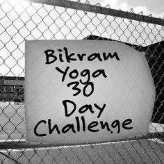 bikram yoga 30 day challenge day #23